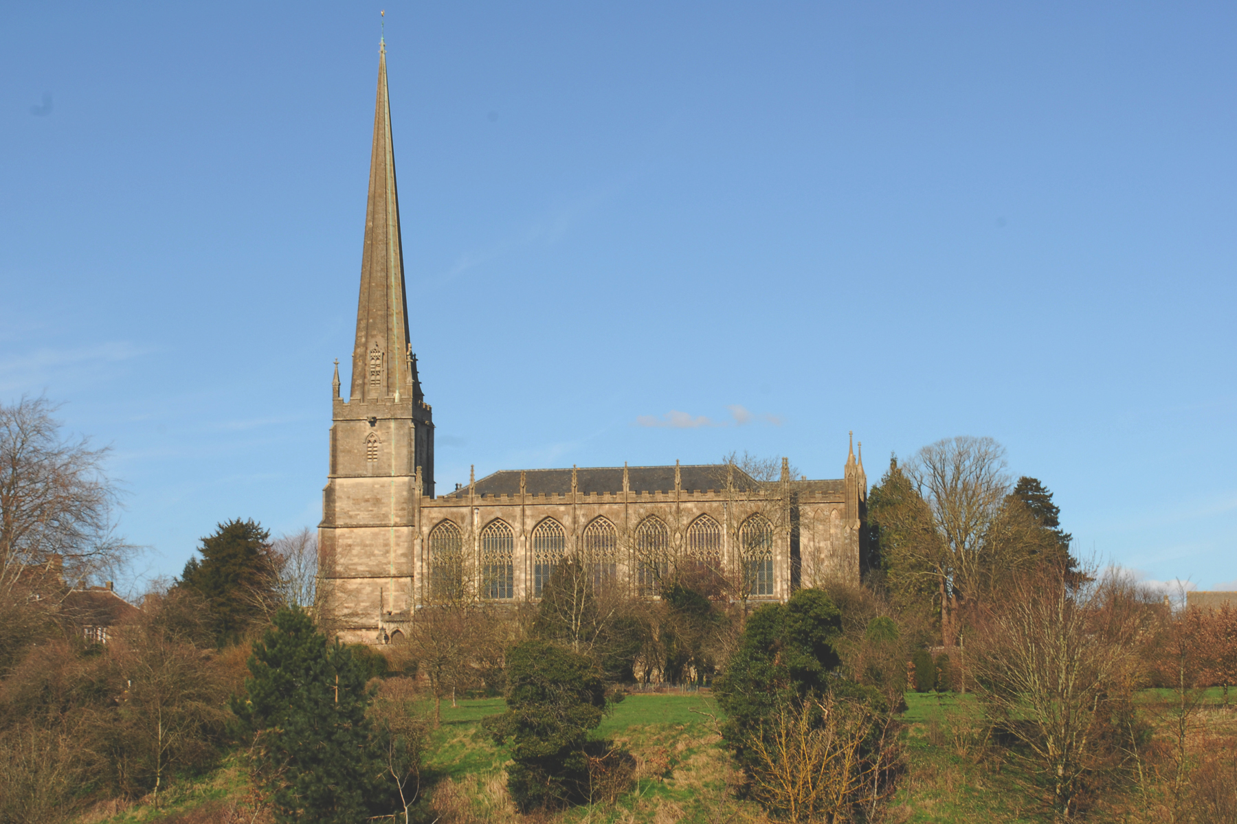 028_sideview of St Marys' from south