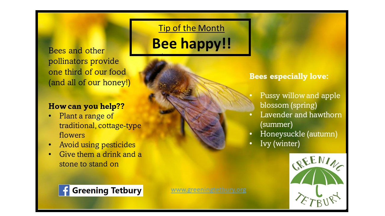 Greening bees
